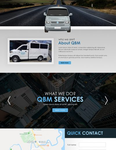QBM Xpress Delivery
