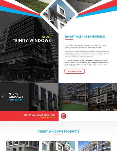 Trinity Windows AU